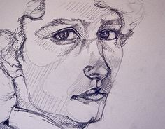 """Check out new work on my @Behance portfolio: """"Pencil Portraits."""" http://be.net/gallery/41002135/Pencil-Portraits"""