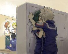 Boku no Hero Academia|| KatsuDeku, Midoriya Izuku, Katsuki Bakugou