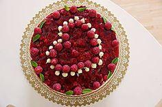 Himbeer - Joghurt - Torte