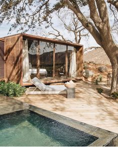 The Hotel Bruma Casa 8 by in Valle de Guadalupe Mexico The Hotel Bruma Casa 8 by in Valle de Guadalupe Mexico Source Villa Design, House Design, Design Art, Design Ideas, Beach House Style, House Of Philia, Small House Decorating, Decorating Kitchen, Beautiful Hotels