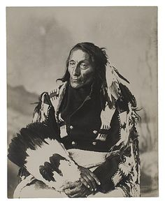 Chief Bobtail, (Kesayiwew, (Alexis Piche)) 19 C, Cree near Edmonton