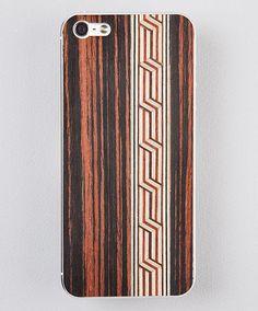 Taracea wood skins for iPhone5 - MEDINA