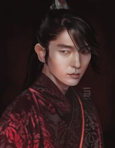 Scarlet Heart Ryeo: Wang So (Lee Joon Gi) Painting by adelair.deviantart.com on @DeviantArt