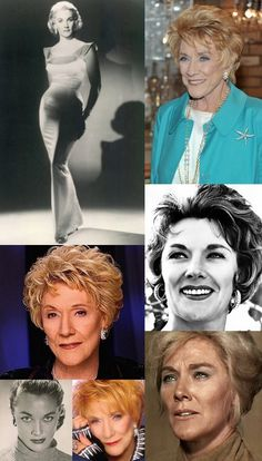 "The Young and The Restless - Jeanne Cooper played ""Katherine Chancellor"" for more than 40 years. Soap Opera Stars, Soap Stars, Famous Women, Famous People, Ben Casey, Celebrity Deaths, Bold And The Beautiful, Beautiful People, Thanks For The Memories"