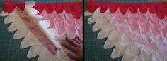 NattyJane's Birds of a Feather Costume Tutorial : 17 Steps (with Pictures) - Instructables Bird Wings Costume, Parrot Costume, Flamingo Costume, Cape Tutorial, Costume Tutorial, Feather Cut, Bird Feathers, Eagle Costume, Feather Template