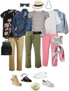 Ensemble: Easy Chinos - youlookfab.com