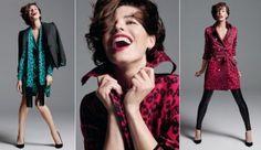 Mila Jovovich se estrena como diseñadora con Marella