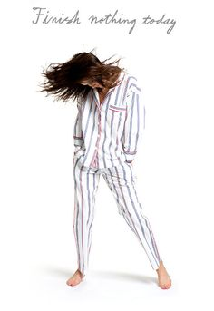 finish nothing today. win $500 for awesome pajamas