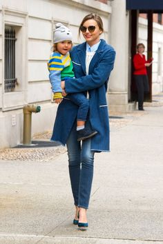 Miranda Kerr and her son Flynn's best street style moments.