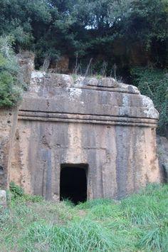 Tomba Etrusca a Blera
