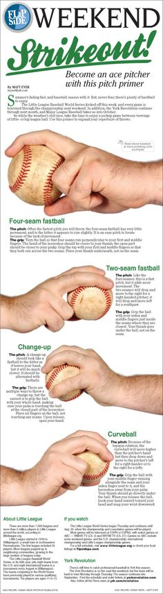 FlipSide Weekend 8/18/12: Baseball #sports #baseball #pitching #summer