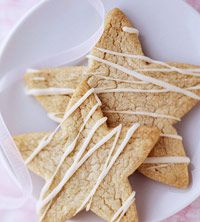 Pumpkin spiced star cookies....found this last year and it has become a huge favorite in our family!!