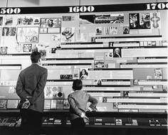 Mathematica exhibit (1964) - IBM / World's Fair
