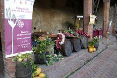 Boccaccesca a Certaldo: la rassegna del mangiare e bere bene #Tuscany