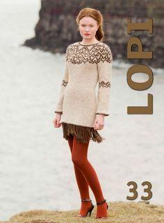 IJslands patroonboek Lopi 33 bij de Breiboerderij