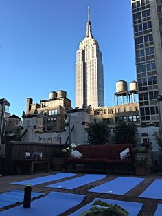 Skinny Redefined | Waking with Well+Good and Quaker Oats at the Refinery Rooftop