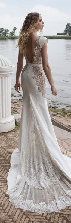 Lian Rokman Wedding Dress 2018 - Stardust Bridal Collection -Pavo3