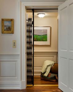 custom elevator looks just like another room by nationwide lifts