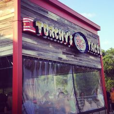 See 247 photos from 1970 visitors about tacos, matador, and ace of spades. The Round Rock location has a. Torchys Tacos, Round Rock Texas, Local Attractions, Happy Trails, Signage, Restaurants, Mexican, Snacks, Food