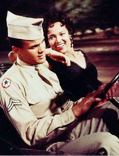 Throwback pics - Harry Belafonte and Dorothy Dandridge #benostalgic - http://ift.tt/1HQJd81