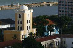 Observatório do Recife - Bairro do recife Antigo - PE - Brasil