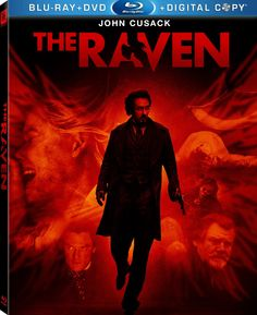 Amazon.com: The Raven [Blu-ray]: John Cusack, Alice Eve, Luke Evans, Brendan Gleeson, Kevin McNally, Oliver Jackson-Cohen, Jimmy Yuill, Sam ...