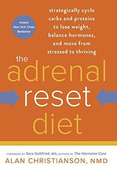 The Adrenal Reset Diet: Health Guru I Follow: Want to Read