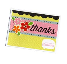 Thanks - You are So Fabulous - Scrapbook.com