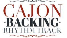 Cajon Backing Track 130  BPM Swing Feel