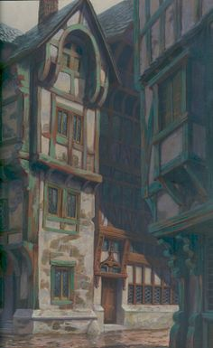 Background from Hunchback of Notre Dame