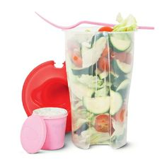 Cheap salad cup, Buy Quality plastic serving cups directly from China salad shaker Suppliers: Portable Salad Serving Lunch Cup with Dressing Container Shaker and Fork Vegetable and Fruit Storage Use for Picnic Plastic Wine Glasses Online, Cheap Wine Glasses, Fruit Storage, Food Storage, Easy Salads, Easy Meals, Tiger Shop, Sport Diet, Lunch To Go