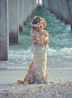 The Whimsy Fin - Fanciful Mermaid Costumes