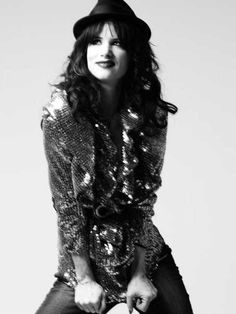 Juliette Lewis - I admire her fearlessness.