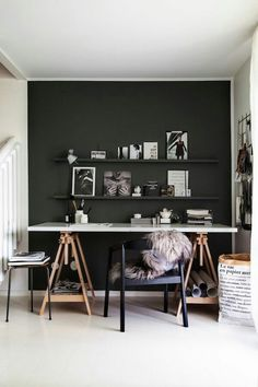 Sade Çalışma Masası Dekorasyon Önerileri | 7/24 Kadın | #design #decoration #home