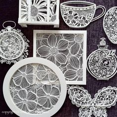 Naho Katayama Paper Cut Naho Katayama creator of beautiful intricate paper cut The post Made in Japan.Naho Katayama Paper Cut appeared first on Paper Diy. Diy Crafts How To Make, How To Make Paper, Origami, Diy Paper, Paper Crafts, Cut Out Art, Paper Cut Design, Quilling Designs, Paper Artist