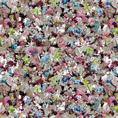 Mushaboom Design, Flores, colour Desire, ttextile design, upholstery design, fabric design, pattern, fabric, Maison et Objet, Paris