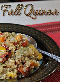 fall quinoa
