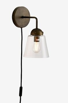 Shoppa Vägglampor hos Ellos till bra priser. Välj bland mängder av Vägglampor i många olika modeller. Handla enkelt online hos Ellos.se Borneo, Globes, Sconces, Wall Lights, Lighting, Design, Home Decor, Shoppa, Bedroom