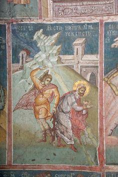 Высокие дечаны Byzantine Icons, Scene, Christian, Painting, Ministry, Saints, Composition, Religion, Life