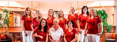 Teamfoto SPA WASNERIN Wellness Wellness, Stress Relief, Time Out