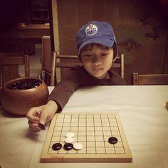 #ShareIG Practice. #weiqi #baduk #gogame #围棋