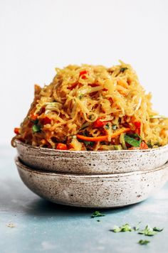 Best whole30 asian garlic noodles you will ever have! These spicy paleo noodles can be served hot or cold- my favorite way is chilled. An easy healthy family recipe everyone will love. Perfect for meal prep; can be made ahead and frozen- pulled out at your convenience! Easy whole30 dinner recipes. Whole30 recipes. Whole30 lunch. Whole30 recipes just for you. Whole30 meal planning. Whole30 meal prep. Healthy paleo meals. Healthy Whole30 recipes. Easy Whole30 recipes