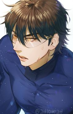 Kuroo, Haikyuu, Hot Baseball Guys, Diamond No Ace, Miyuki Kazuya, Hot Anime Guys, Anime Boys, Drawing, Pretty Boys