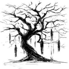 Creepy Drawings, Dark Art Drawings, Art Drawings Sketches, Cool Drawings, Arte Horror, Horror Art, Aesthetic Drawing, Aesthetic Art, Snake Painting