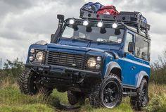 Masai Land Rover Defender