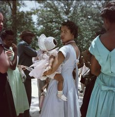 Gordon_Parks_African_American_Baby 10 Southern Images We LOVE from Gordon Parks Photography