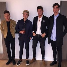 Happy new year from the  @jack_maynard @michaelpearce12 @josh_heyburn