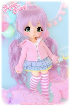 kawaii doll♡ Halloween costume? Maybe...