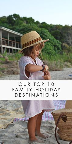 Follow our tips to make traveling with children easy and fun! We have selected our 10 favourite destinations (along with kid-friendly properties) and shared our weekend getaway guides to make sure you enjoy your time away with your kids and create amazing memories.
