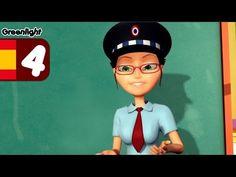 Luz verde - Los Agentes de Tráfico - Seguridad vial infantil, dibujos educativos - YouTube